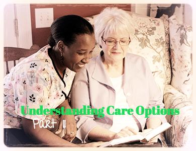 Assessing Care Needs In Seniors