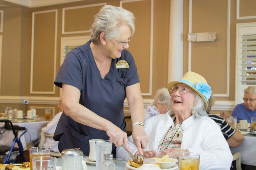 assisted living mauldin sc