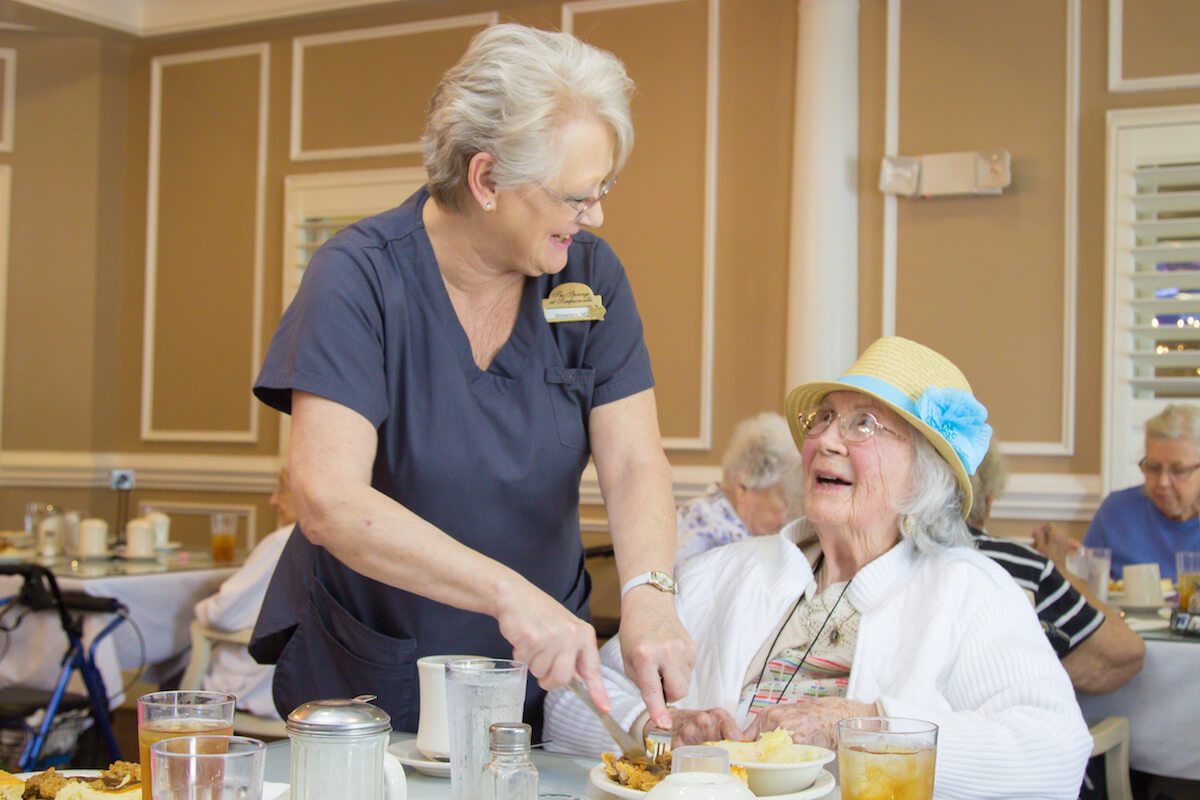 Assisted Living Mauldin Sc