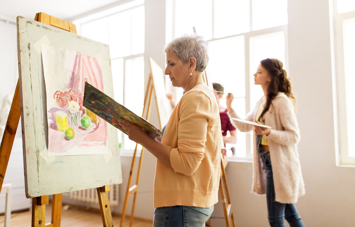 Activities To Do With Your Memory-Impaired Parent