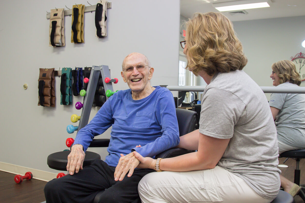 Being Positive With A Respite Care Provider