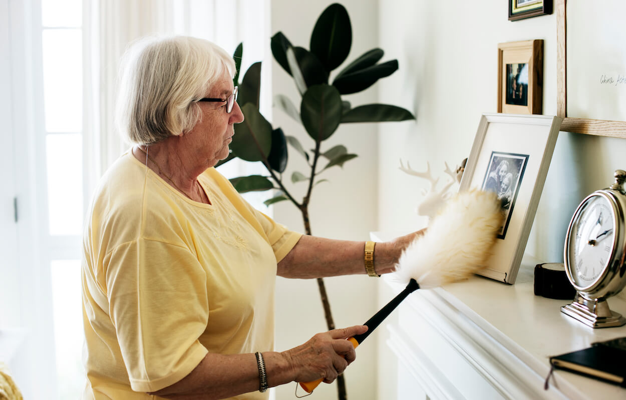 Senior Care And Home Maintenance