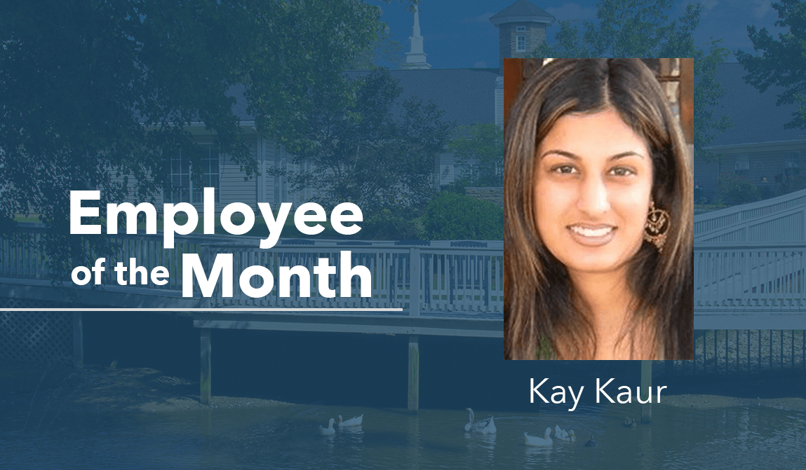 Kay Kaur – Employee Of The Month