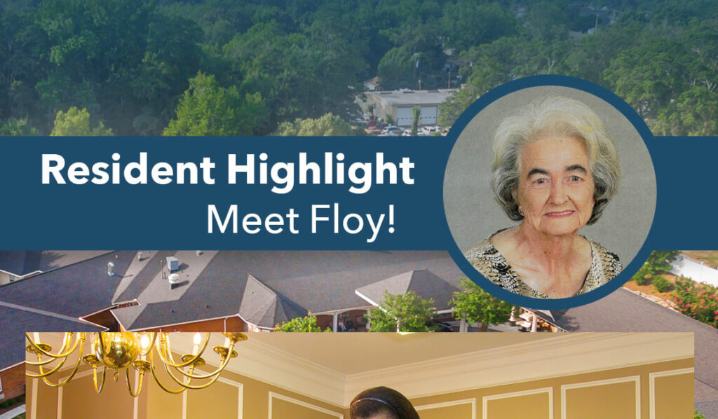The Springs at Simpsonville Floy Resident Highlight