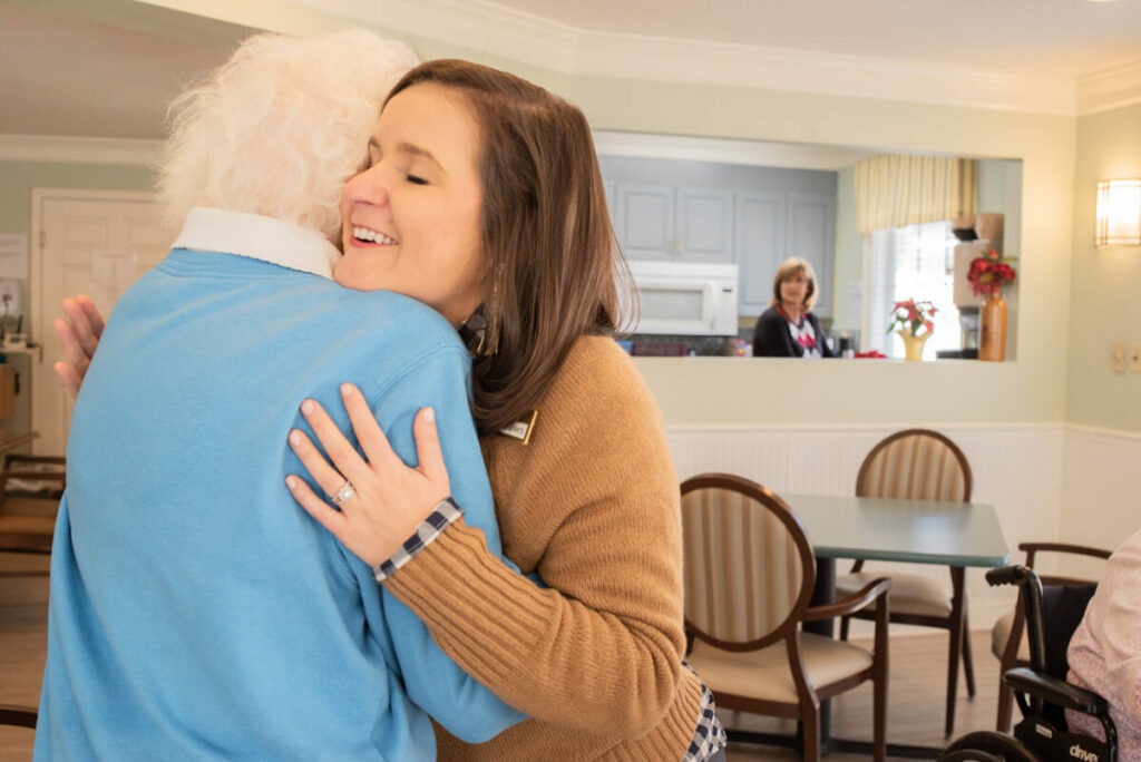 The Springs at Simpsonville Senior Living Blog Senior Anxiety
