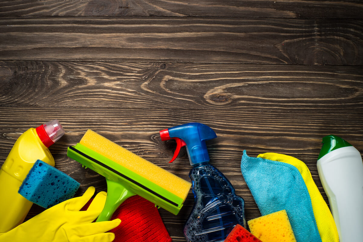 5 Safe Spring Cleaning Tips For Seniors
