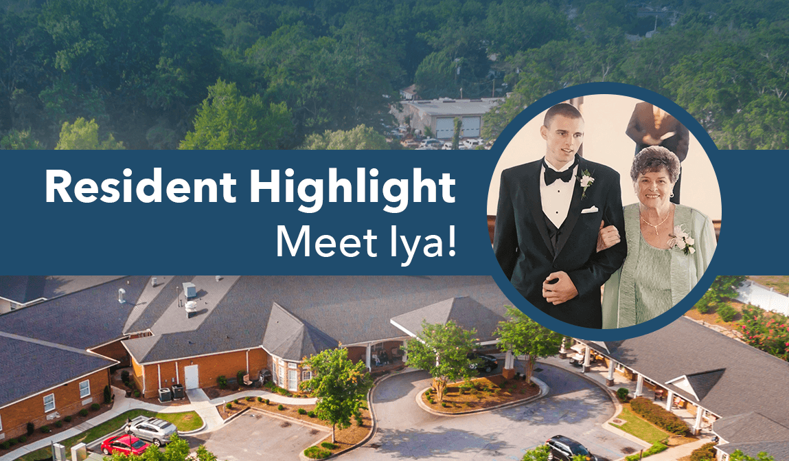 Iya – Resident Of The Month