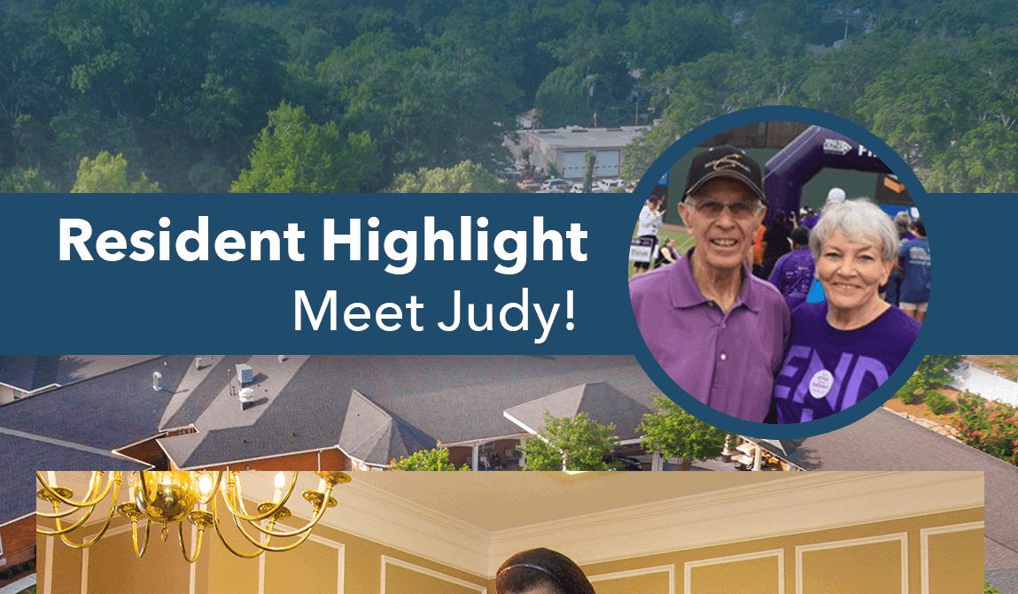 Judy – Resident Of The Month