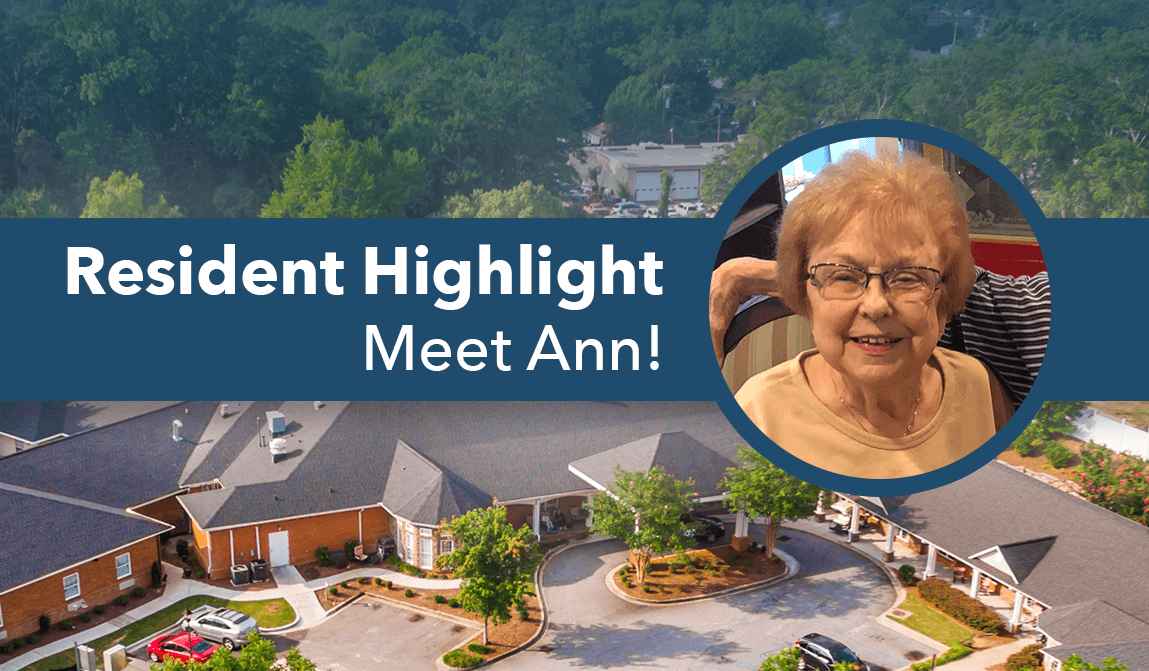 Ann – Resident Of The Month