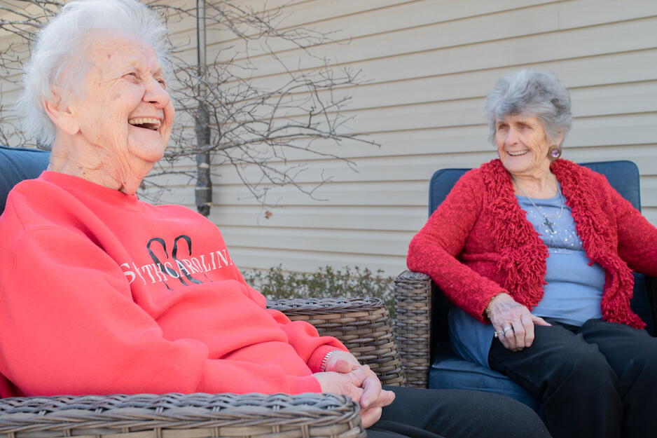 The Springs At Simpsonville Senior Health Benefits