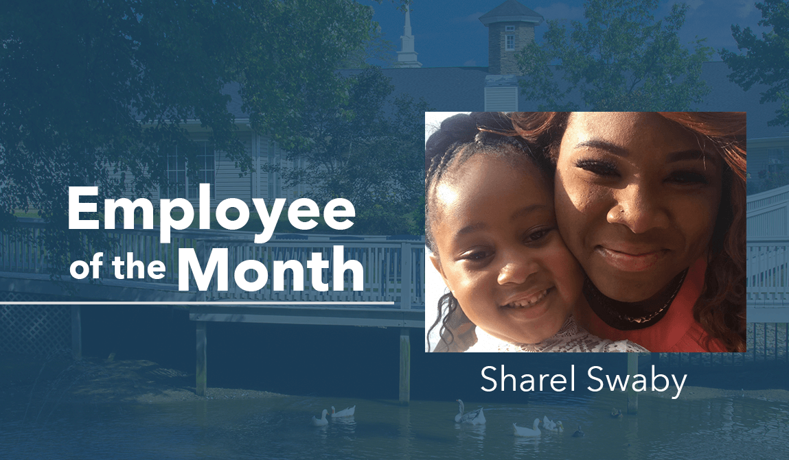 Sharel Swaby – Employee Of The Month