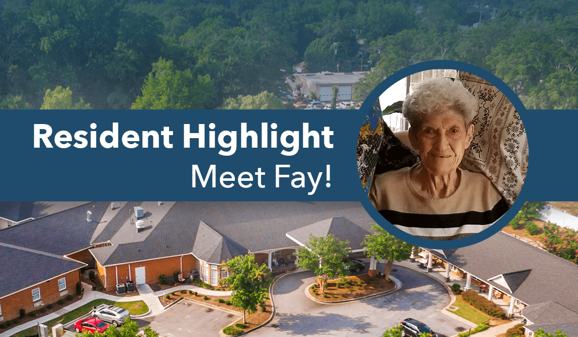 Fay – Resident Of The Month