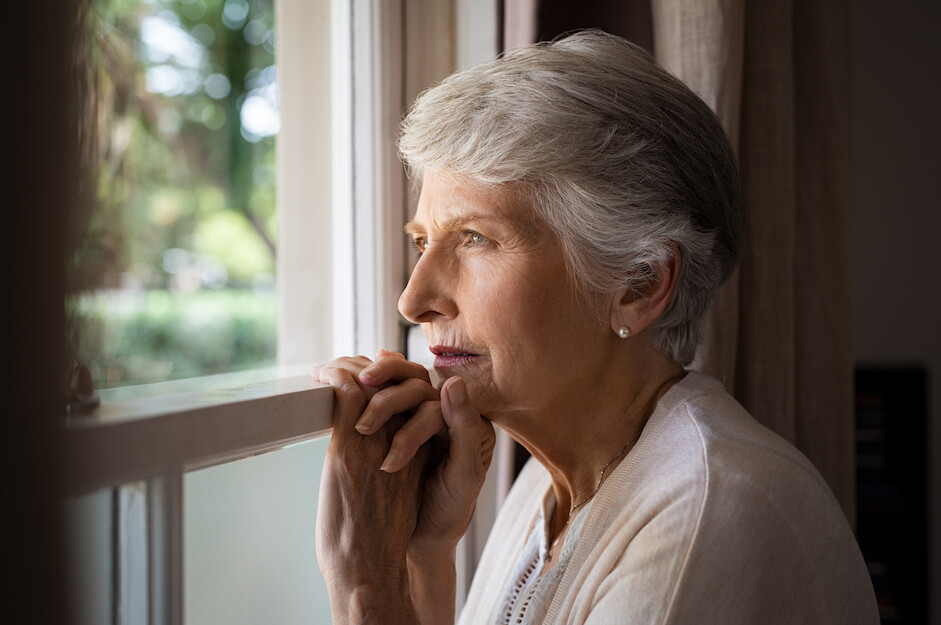 5 Signs Of Depression In Seniors