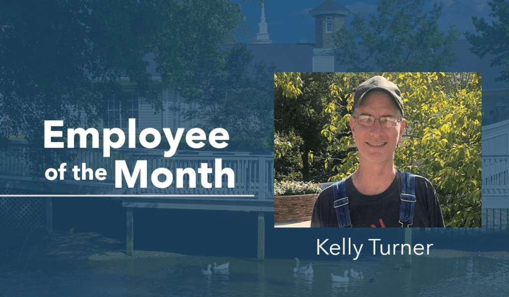The Springs at Simpsonville Employee of the Month