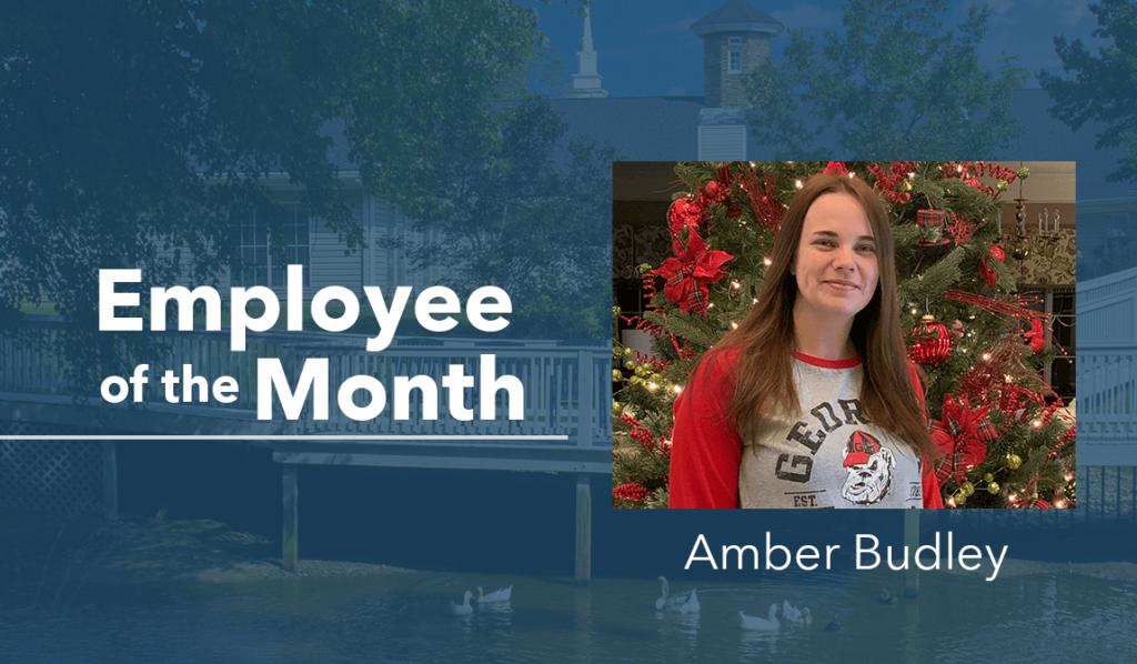 Amber Budley_Employee Spotlight-The Springs