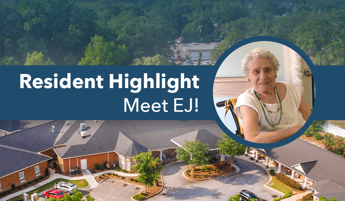 EJ – Resident Of The Month