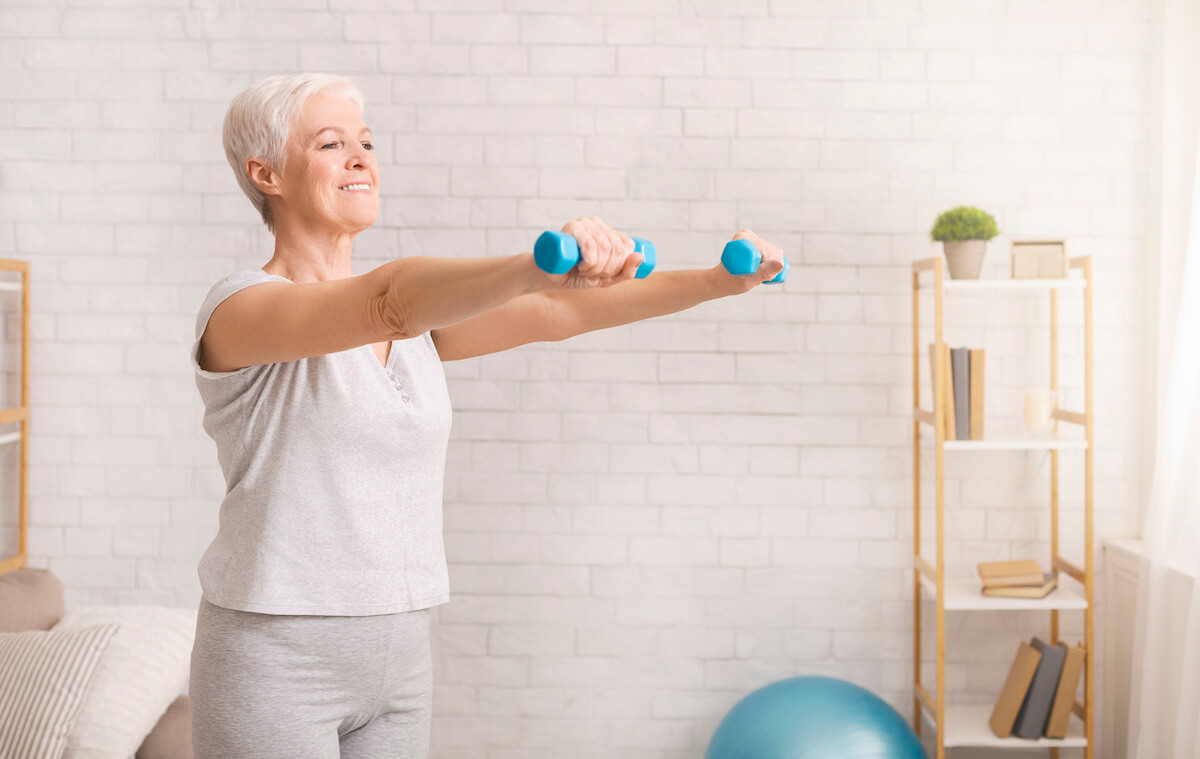 How Much Exercise Is Needed To Maintain Senior Health?
