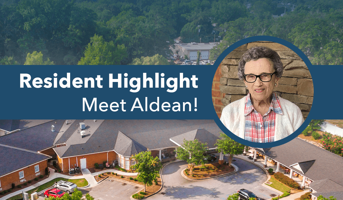 Aldean – June Resident Of The Month