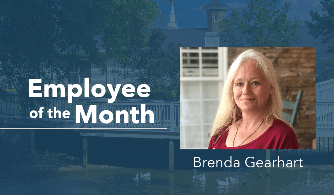 Brenda Gearhart – June Employee Of The Month