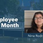 Nina Rodriquez – July Employee Of The Month