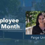 Paige Urrutia – August Employee Of The Month