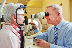 Elder Care Greenville SC - Is Assisted Living Responsible for Getting Residents to Eye Appointments?