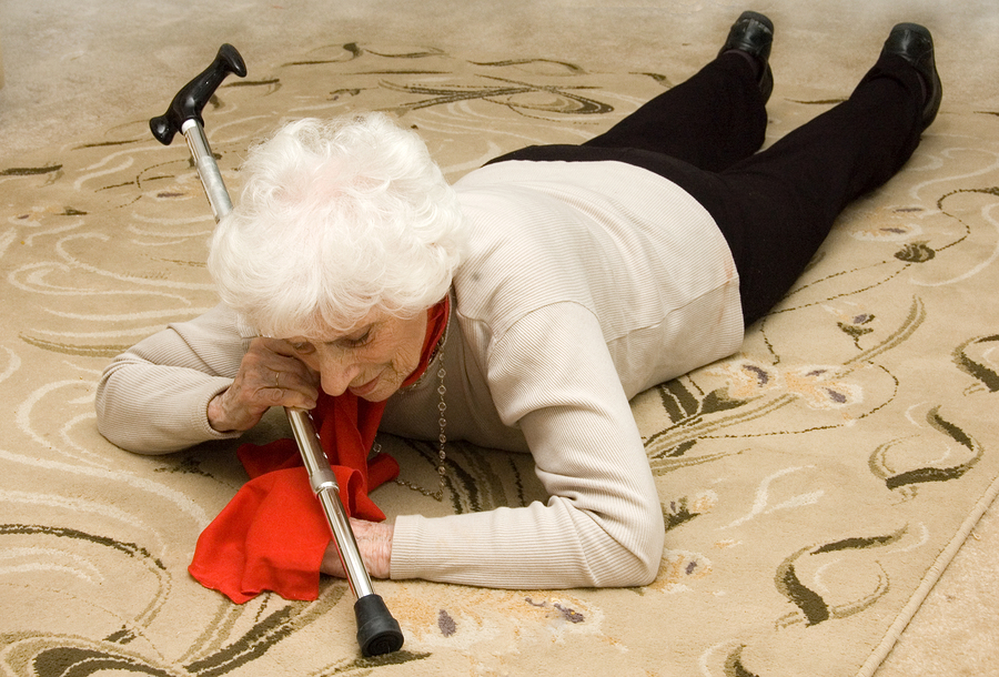 Even A Seemingly Minor Fall Can Mean Serious Injuries For Seniors