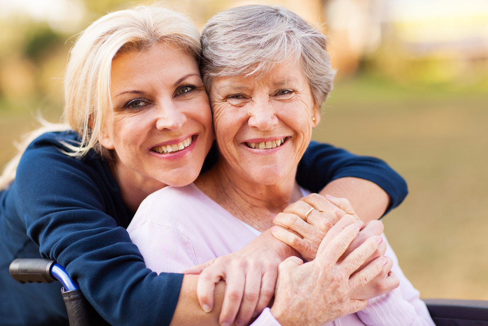 Discussing Assisted Living With An Aging Loved One