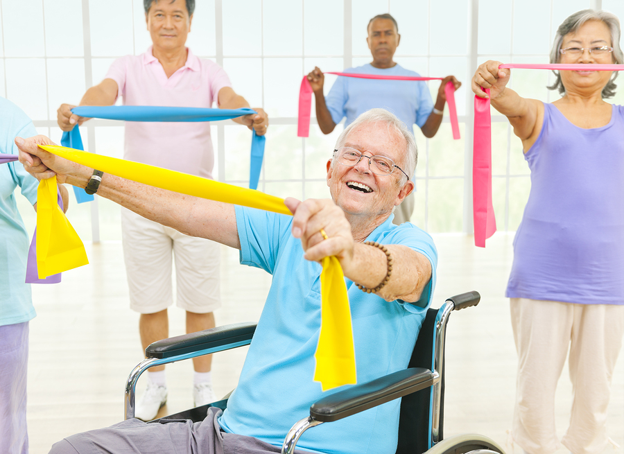 Obtain Better Health Through Exercise
