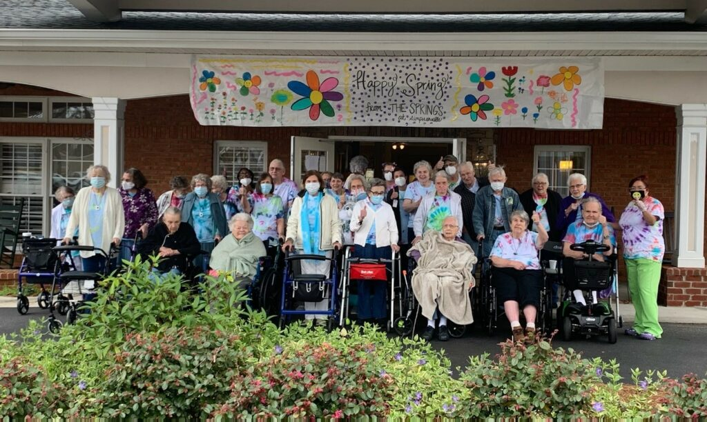 "Assisted Living Simpsonville SC - ""How Sweet It Is"""