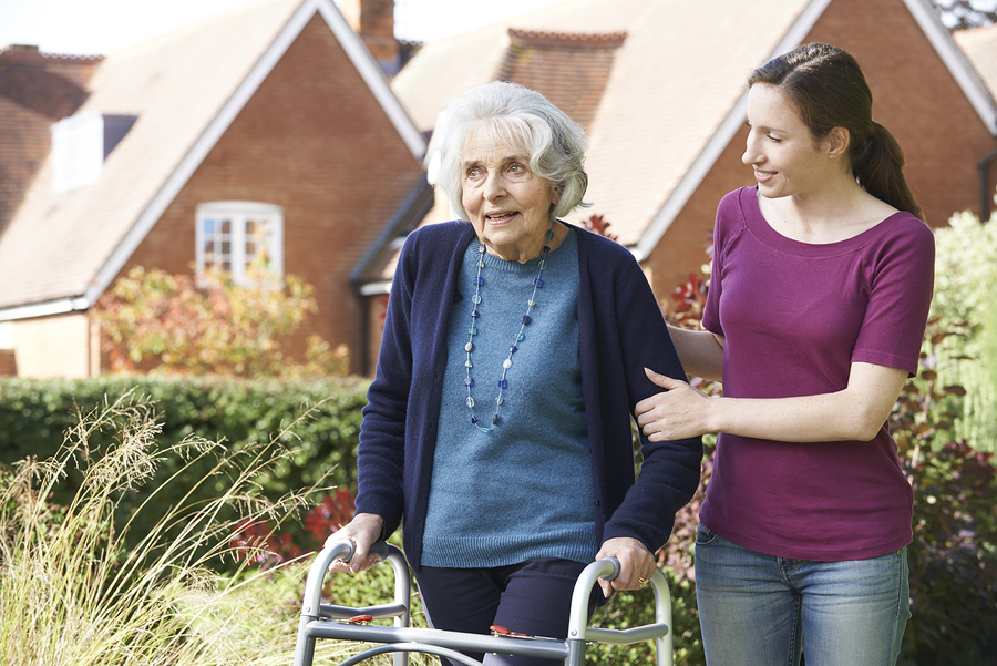 Memory Care Assisted Living Benefits For Someone With Alzheimer's