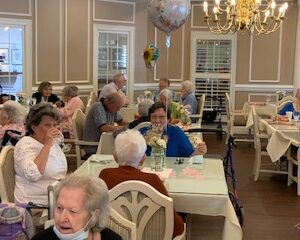 Elderly Care Simpsonville SC - Tribute To All Our Moms And Cinco De May At The Springs