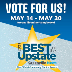 """Assisted Living Greenville SC - """"Best of the Upstate"""" Vote The Springs"""