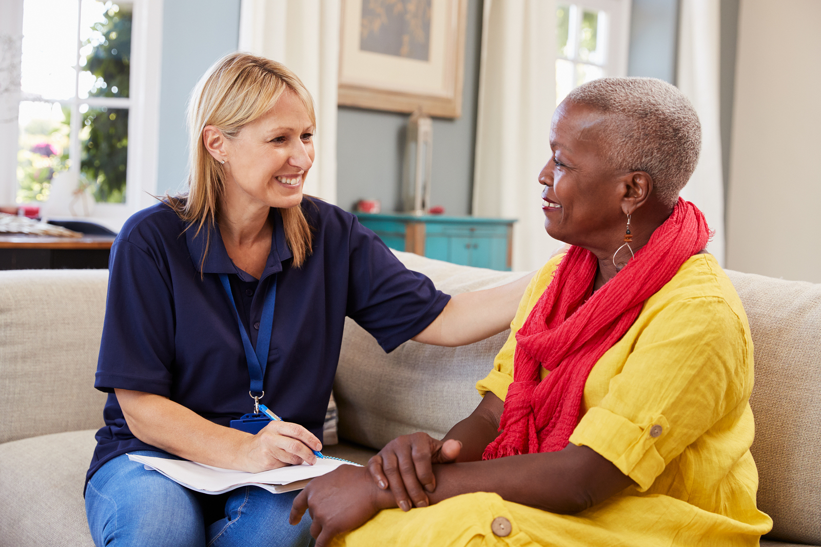 A Seasoned Caregiver Knows The Value Of Assisted Living