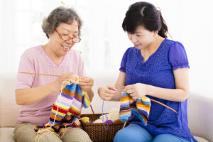Senior Care Five Forks SC - Learning Fun New Skills at Assisted Living for Senior Care
